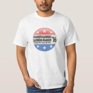 Warren - chorreadoras, chorreadoras Warren Camisas