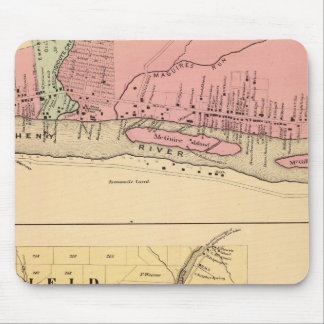 Warren Co oil territory Mouse Pad