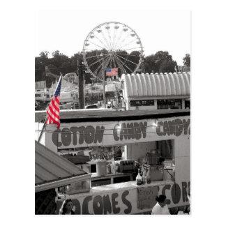 Warren County A&L Fair Postcard