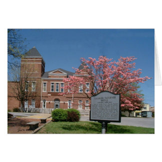 Warren County Courthouse Card