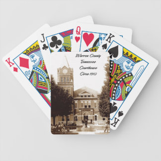 Warren County Courthouse Playing Cards
