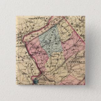 Warren County, NJ Button
