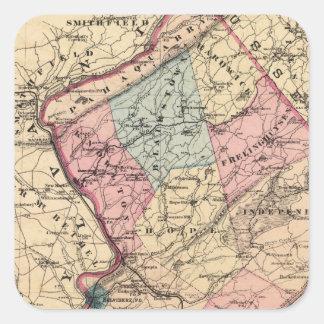 Warren County, NJ Sticker