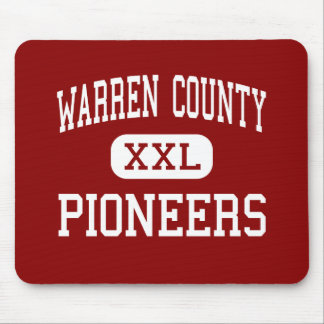 Warren County - Pioneers - High - McMinnville Mouse Pad