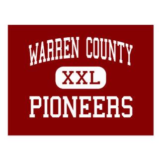 Warren County - Pioneers - High - McMinnville Postcard