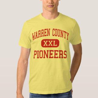 Warren County - Pioneers - High - McMinnville T-shirt