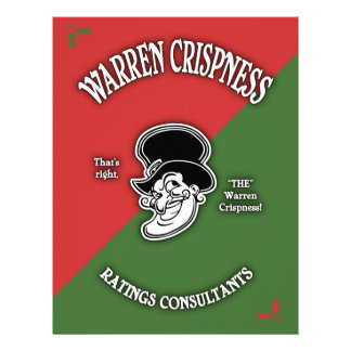 Warren Crispness - Ratings Letterhead