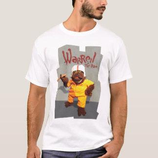 """Warren el mono - """"prisión"""" - ropa ligera playera"""