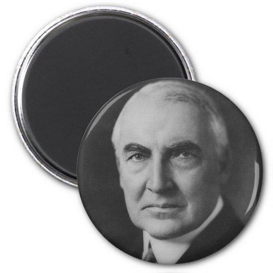 Warren G. Harding 29 Magnet
