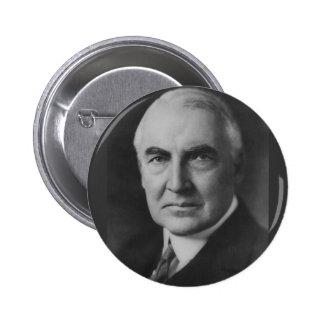 Warren G. Harding 29 Pinback Button