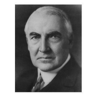 Warren G. Harding 29 Postcard