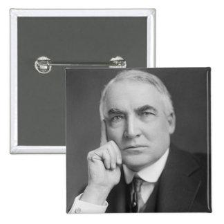 Warren G. Harding Pinback Buttons