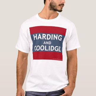 Warren G. Harding-Calvin Coolidge T-Shirt