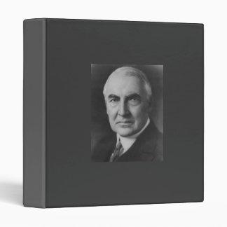 """Warren G. Harding Carpeta 1"""""""