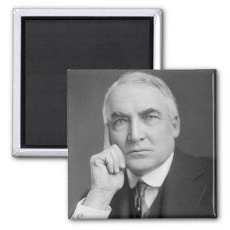 Warren G. Harding Fridge Magnets