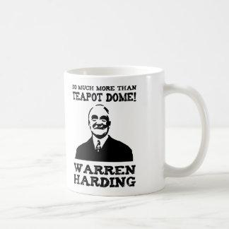 Warren Harding Teapot Dome Mug