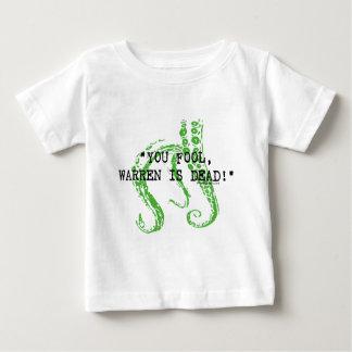 Warren is dead H. P. Lovecraft Infant T-shirt