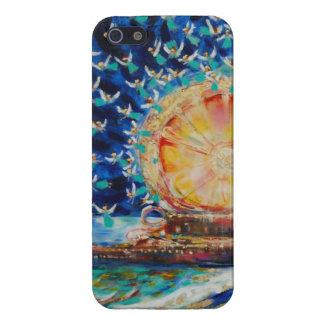"Warren Long's ""Angels A-Pier"" iPhone 5 case"