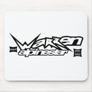 Warren Our Alpinestar.jpg Mouse Pad