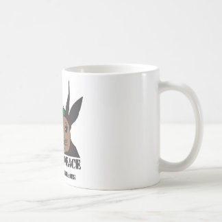 Warren Peace Classic White Coffee Mug