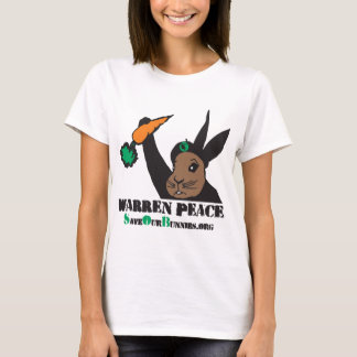 Warren Peace Women's T T-Shirt