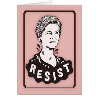 Warren -Resist -517 Card