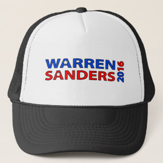 Warren Sanders 2016 Trucker Hat