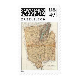 Warren, Saratoga, Washington counties Postage