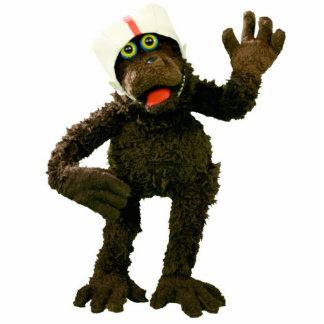 Warren the Ape Photo Sculpture