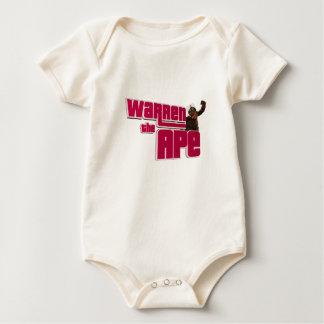 Warren the baby bodysuit