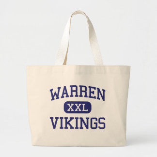 Warren - Vikings - Junior - Vicksburg Mississippi Bags