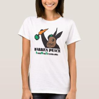 WARRENPEACE.T-shirt T-Shirt