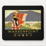 Warrenpint and the Mountians of Mourne Mousepads