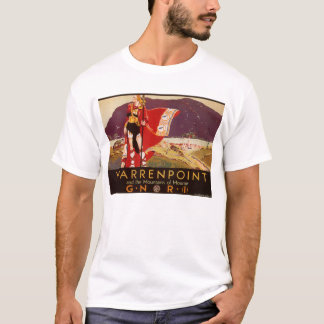 Warrenpoint and the Mountains of Mourne T-Shirt