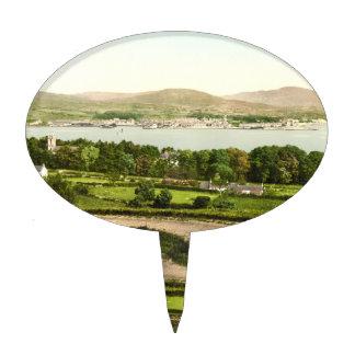 Warrenpoint I condado abajo Irlanda del Norte Decoraciones De Tartas