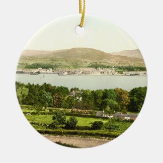 Warrenpoint I condado abajo Irlanda del Norte Ornamentos Para Reyes Magos