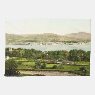 Warrenpoint I condado abajo Irlanda del Norte Toalla De Mano