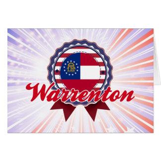 Warrenton, GA Card
