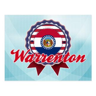 Warrenton, MO Post Card