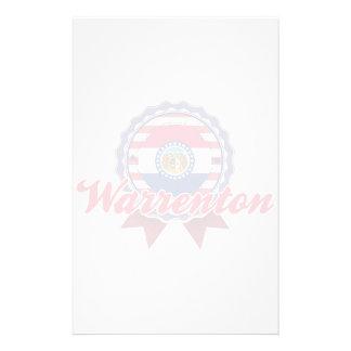Warrenton, MO Custom Stationery