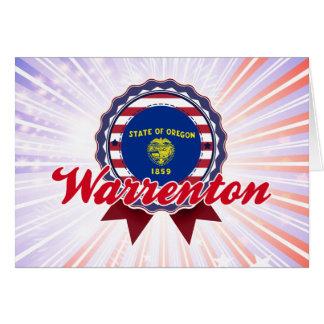 Warrenton, OR Card