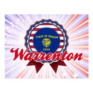 Warrenton, OR Post Card