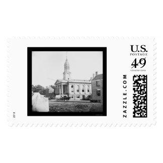 Warrenton, VA Courthouse 1862 Postage Stamps