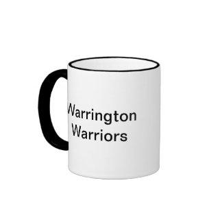 Warrington Warriors-Horse Coffee Mug