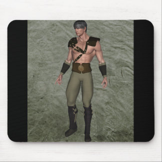 Warrior 002 mouse pads