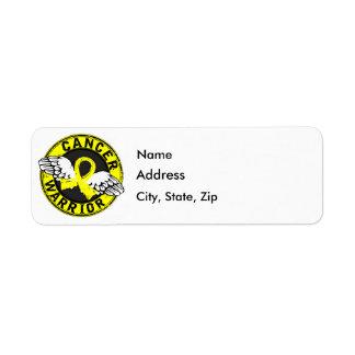 Warrior 14C Bladder Cancer Label