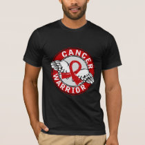 Warrior 14C Blood Cancer T-Shirt