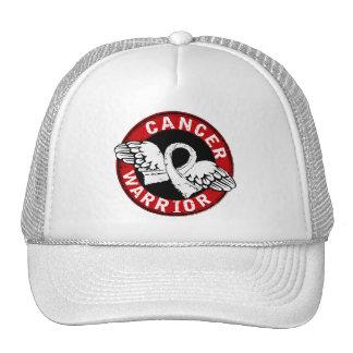 Warrior 14C Bone Cancer Hats
