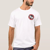 Warrior 14C Bone Cancer T-Shirt