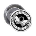 Warrior 14C Brain Cancer Buttons